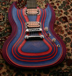 Gibson Zoot Suit SG