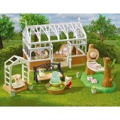 japan import Epoch Sylvanian Families Sylvanian Family Doll Se-155 Family Garden