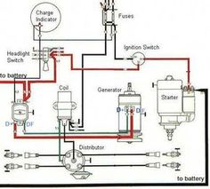 Automotive Alternator Wiring Diagram Sony Cdx Gt110 Boat Electronics Pinterest Read About Car Repair Diy Cleaning Tips Go Here For Additional Information