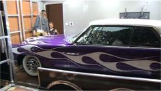 Counts Kustoms giving away a custom 1966 Cadillac (Video)