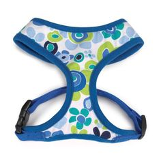 $18.99-$18.99 Casual Canine Mod Print Fabric Harness Sm Blue - Casual Canine Mod Print Fabric Dog Harnesses are soft, secure and super stylish. Dog Harnesses feature a soft fabric interior, adjustable straps, and quick-release plastic buckles. Marvelously mod! Check out these retro floral designs. Lightweight fabric print harness with a mod print is the secure and comfortable way to walk dogs. So ...
