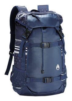 Landlock Backpack II - Guardsmen Navy | Nixon Mens Bags