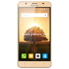 HiSense Infinity U989 Pro Smartphone Full Specification
