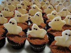 como fazer fantasmas cupcakes - Pesquisa do Google