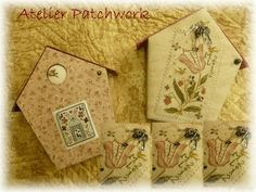Cartonnage & Needlework