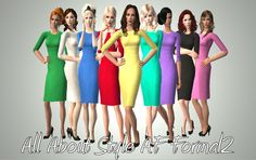 Mesh is included.  DOWNLOAD  Credits:  AllAboutStyle for textures. JustSims for mesh.  Models by me.  No claiming as your own or UPloading to paysites because that would not be classy