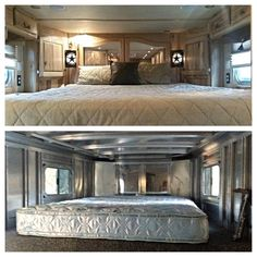 Beautiful Living Quarters Horse Trailer Saw Some Of These Beautiful Trailers At The