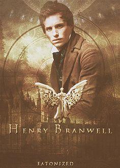 OMG. Nunca había pensado en Eddie como Henry, pero es que es perfecto.