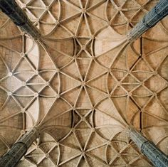 look up sometimes 5 beautiful cathedral ceilings photographed by David Stephenson Nave, Hieronymite Monastery, Belém, Portugal, 2003 Source:...