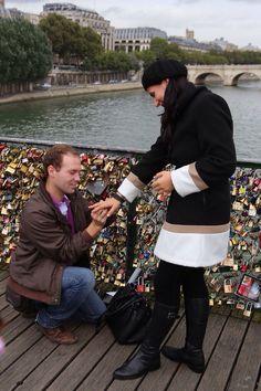 Pedido casamento