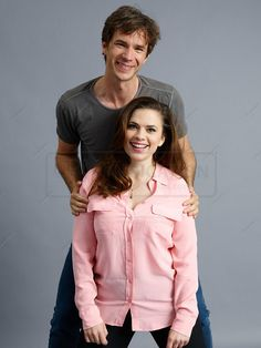 11 July 2015 Photoshoot for TV Guide Magazine. Thanks to Hayley Atwell Online. James D'arcy, Hayley Atwell, Tv Guide, Ruffle Blouse, Relationship, Photoshoot, Guys, Celebrities, Magazine