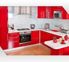 Modern Kitchen Makeover