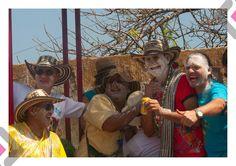 El Carnaval de Barranquilla es para disfrutar con los Amigos! #Colombia @Angelica Garcia