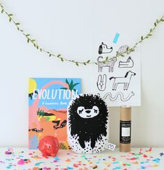 Gorgeous Scandinavian decorations for a kids room