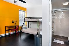 Chicago Getaway Hostel. I may be staying here in April