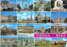 Vienna, Austria | Remembering Letters and Postcards