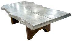 cast aluminium john houshmand table