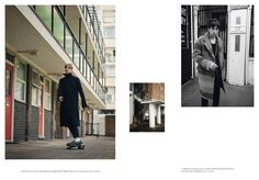 Andreas Larsson for Purple Fashion Magazine