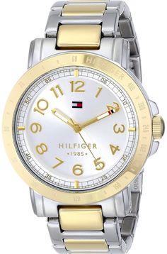 Tommy hilfiger Mujer 1781398 N/a Reloj Acero inoxidable Plata