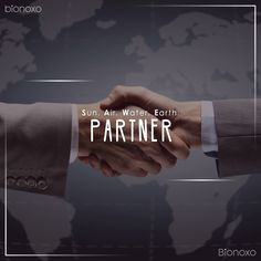 Sun, Air, Water, Earth #Partner with the beauty of nature... #Bionoxo