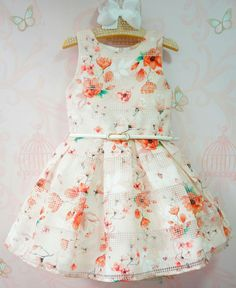 Cute Toddler Girl Clothes, Toddler Girl Outfits, Toddler Dress, Kids Outfits, Baby Girl Party Dresses, Girls Dresses, Summer Dresses, Embroidery Suits Design, Cute Toddlers