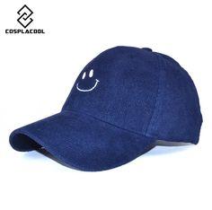$4.15 (Buy here: https://alitems.com/g/1e8d114494ebda23ff8b16525dc3e8/?i=5&ulp=https%3A%2F%2Fwww.aliexpress.com%2Fitem%2FCOSPLACOOL-NEW-fashion-leisure-baseball-cap-smiling-face-embroidery-baseball-cap-autumn-and-winter-baseball%2F32756041644.html ) [COSPLACOOL] NEW fashion leisure baseball cap smiling face embroidery baseball cap autumn and winter baseball cap men and women  for just $4.15