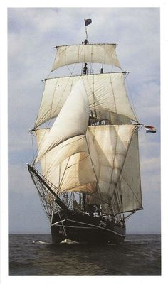 Sail  Ship  Jantje
