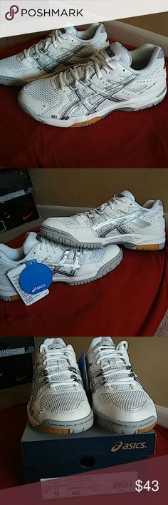 Brand New ASICS GEL-ROCKET New in the box. Never used or tried on. This is 200% Authentic Asics product. Asics Shoes Sneakers