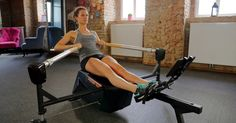 Row like a pro. The healthy full body workout. For beginners, fitness and pros. Indoor Rowing, Workout, Fitness, Bike, Gym, Projects, Bicycle, Work Out, Bicycles