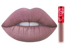 Lime Crime Velvetines Liquid Matte Lipstick, Riot - Red-Brown - French Vanilla Scent - Long-Lasting Velvety Matte Lipstick - Won't Bleed or Transfer - Vegan Lime Crime Liquid Lipstick, Matte Lipstick, Makeup Lipstick, Everlasting Liquid Lipstick, Lipstick Designs, Thing 1, Best Lipsticks, Long Lasting Lipstick, Grey And Beige