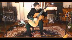 ALMA PROJECT - Guitar Solo DC - El ultimo tremolo / Payaso Alegre / Lamentos do Morro