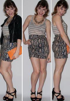 Luta do Dia: balada coxinha sem coxisse!   http://lucianalevy.com.br/look-dia-como-usar-cintura-alta-blog-moda/