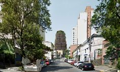 Rosewood Tower by Ateliers Jean Nouvel in Sao Paulo, Brazil