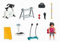 Fitnessruimte - PLAYMOBIL® Nederland