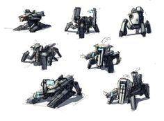 Constructor Bot Sketches
