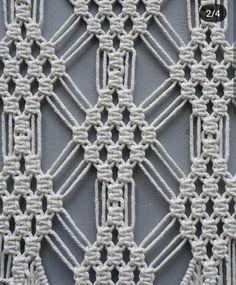 Macrame Wall Hanging Diy, Macrame Curtain, Macrame Plant Hangers, Macrame Art, Macrame Projects, Macrame Jewelry, Bead Loom Bracelets, Macrame Design, Macrame Patterns