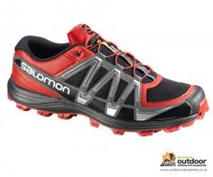 Salomon Fellraiser Mens Trail Running Shoe | Blazing Bikes