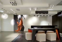 Showroom Modular Lighting Nederland