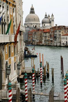 (via Santa Maria della Salute, a photo from Venice, Veneto | TrekEarth)  Venice, Veneto, Italy
