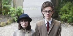 Emily Browning and Olly Alexander in God Help the Girl