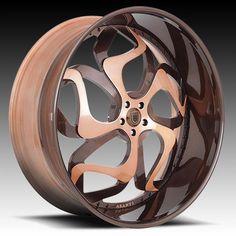 Asanti 808 Bronze Brown