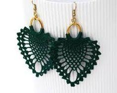 flower crochet earring ile ilgili görsel sonucu