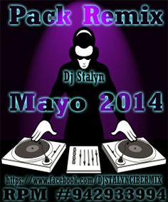 descargar Pack remix mayo 2014 - BPM (95 - 130) | descargar musica pack remix