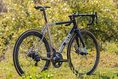 Ritte Racing's New Stainless Disc Snob Road with Paul Klampers - The Radavist