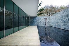 Barcelona Pavilion | Barcelona, Spain | Mies van der Rohe | by Pete Sieger