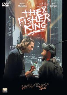 The Fisher King--Jeff Bridges, Robin Williams, Mercedes Ruehl and Amanda Plummer. A masterpiece.