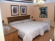 Cabecero de cama de madera isabelino www.cabecerosdecamas.com