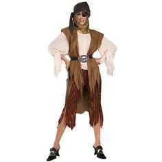 Rubie's Costume Pirates of the Seven Seas Sally Swashbuckler - Adult Standard