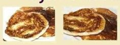 Pancakes - The Cambridge Weight Plan Way (Serves 1)