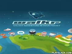 Walkr: Fitness Space Adventure  Android Game - playslack.com , journey the star system on an incredible spacecraft that runs on walking power. In this game for Android you're operating  a spacecraft. The app will number levels you took in a day. Each stride will give more power for your vessel. The more you move, the further your vessel flies. lead your vessel through the star system, open brand-new planets, and assist the amusing travelers. make your own star system and drop by star systems…